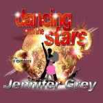 Dancing with the Stars Team Jennifer Grey Disco Balls Crashing 2
