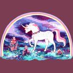 night garden unicorn