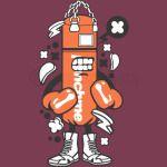 Punch Bag Boxer