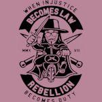 Rebellion Becomes Duty
