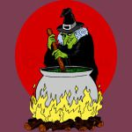 cook drug witch