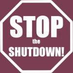 STOP THE SHUTDOWN