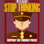 Please, stop thinking