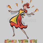 Cinco de Mayo Shake Mum