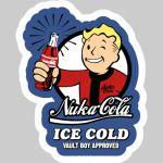 Fallout Boy Nuka Cola