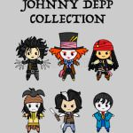 Johnny Depp Collection