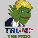 Trump The Frog