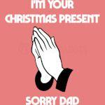 Christmas Fool Shirt to prank your dad