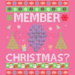 Member Berries Ugly Sweater