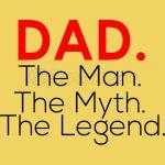 Papa The Man The Myth The Legend Shirt