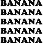 Banana Funny Banana