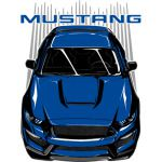 Mustang S550 - Blue