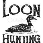 Loon-Hunting T-Shirt