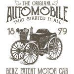 The Original Automobile T-Shirt