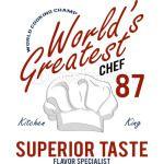 World`s Greatest Chef T-Shirt