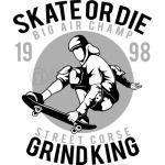 Skate or die T-Shirt