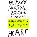 fall out boy heavy metal broke my heart