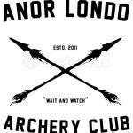 ANOR LONDO - ARCHERY CLUB