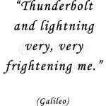 GALILEO - QUOTE
