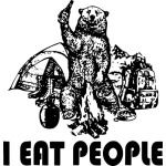 I Eat People Bear