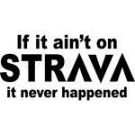 If it ain't on STRAVA