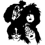 kiss band road of tour