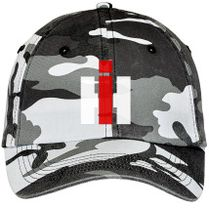 International Harvester Farmall Camouflage Cotton Twill Cap (Embroidered) -  Customon.com f2d3493e92bf