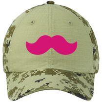 Markiplier Mustache Colorblock Camouflage Cotton Twill Cap (Embroidered) -  Customon.com 8657368769b8