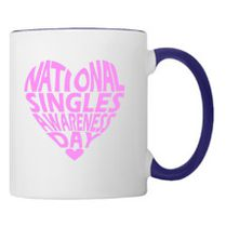 I Hate Valentine S Day National Singles Awareness Day Coffee Mug