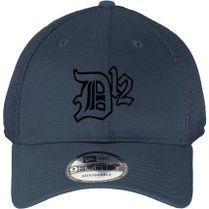 4961ec60517 D12 Rap Hip Hop Music Classic Logo New Era Baseball Mesh Cap
