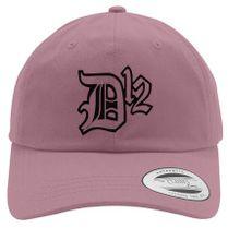 654768e74d0 D12 Rap Hip Hop Music Classic Logo Foam Trucker Hat