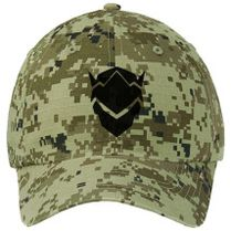 Genji Overwatch Ripstop Camouflage Cotton Twill Cap e6249d81d3aa