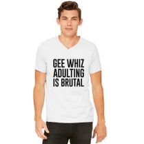 e4d7aa82d53 Gee Whiz Adulting Is Brutal Kids Tank Top - Customon.com