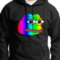 Pepe The Frog Unisex Hoodie Customoncom