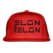 elon for elon musk Unisex Hoodie - Customon