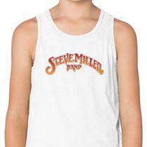 9f9a6d2769e96 Steve Miller Band Kids Tank Top