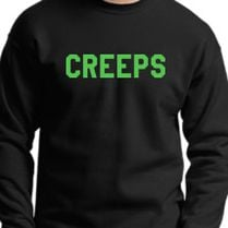Be More Chill Michael In The Bathroom Crewneck Sweatshirt Customoncom