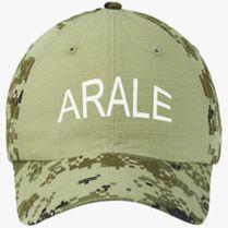dr slump arale Colorblock Camouflage Cotton Twill Cap (Embroidered) -  Customon.com b4e9c8eb5739
