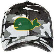 Hartford whalers fish Camouflage Cotton Twill Cap (Embroidered) -  Customon.com 95f049c7445d