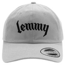 MotorHead - Motörhead lemmy Cotton Twill Hat (Embroidered ... 850804e77cea