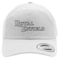 bf425251bd4 Royal Enfield Logo Cotton Twill Hat