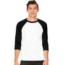 71f39cb4 Best Cat Dad Ever Crewneck Sweatshirt - Customon