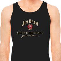 967e6ee1de0072 Jim Beam Signature Craft Men S Tank Top Customon