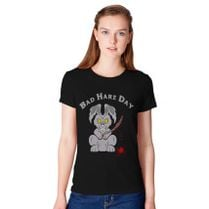 89d2ac9d7b Bad hare day T-Shirt - Bad Bunny T-Shirt Baby Onesies - Customon