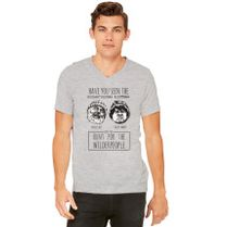 e3ed3db505 Ricky Baker and Uncle Hec Hunt for the Wilderpeople Have You Seen   V-Neck