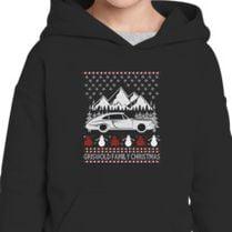 Freddy Krueger Ugly Christmas Sweater Kids Hoodie Customoncom