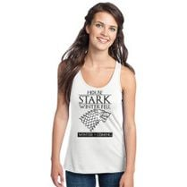 Phone Case For Iphone 6 6s Game Of Thrones Winterfell House Starks Source · Game Of Thrones House Stark of Winterfell Women s Racerback Tank Top