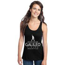 e6fe0220e Galileo Figaro Magnifico Women's Racerback Tank Top