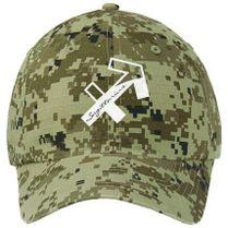 b1ff6606344 SAGITTARIUS Ripstop Camouflage Cotton Twill Cap