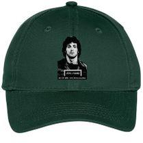 Vintage Retro Trucker Cap John Rambo Snapback Hat Stallone 80s Film Movie